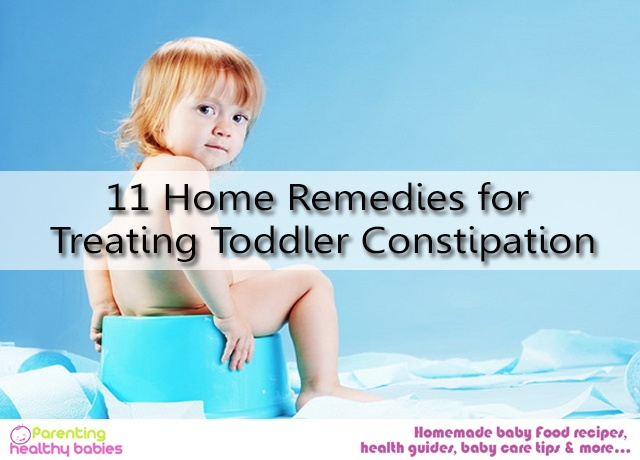 Toddler Constipation
